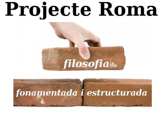 Inicio y fundamentación científica del Proyecto Roma