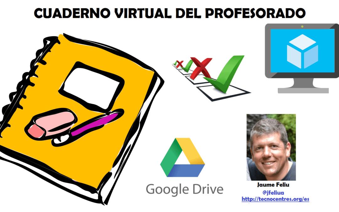 Cuaderno virtual del profesorado